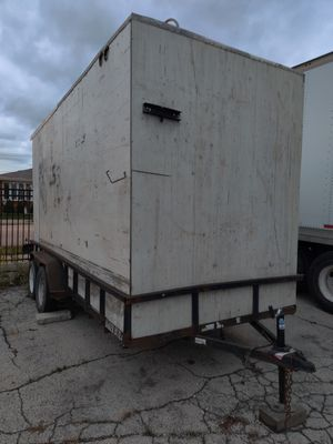 Baker Built trailer. You can remove walls for Sale in Chicago, IL