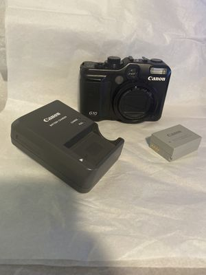 Canon power Shot Camera with Battery & Charger for Sale in Las Vegas, NV