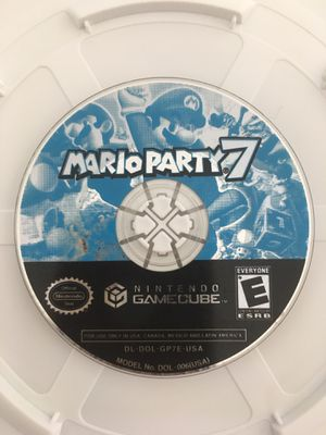 Mario Party 7 for Nintendo GameCube for Sale in Brentwood, CA