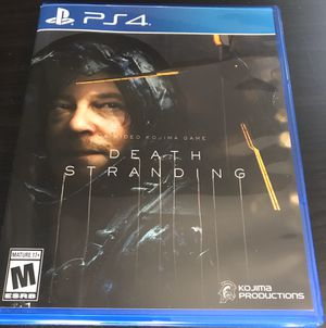 Death Stranding PS4 for Sale in Anaheim, CA
