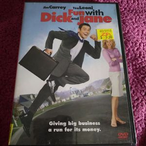 FUN WITH DICK AND JANE (DVD) for Sale in Phoenix, AZ