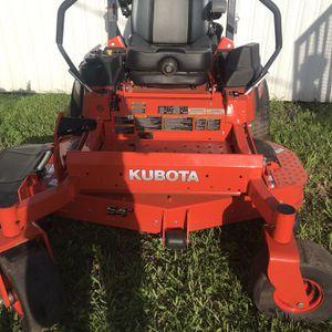 Tractor Kubota Z781kw-54 ComercialNUEBO for Sale in Miami, FL