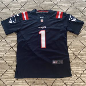 New England Patriots Cam Newton Jersey for Sale in Salem, NH