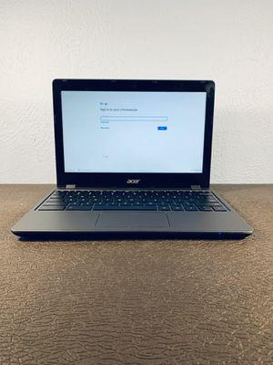 Acer Chromebook C720-2844 11.6in. (16GB, Intel Celeron, 1.4GHz, 4GB) Notebook for Sale in Philadelphia, PA
