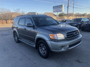 2003 Toyota Sequoia for Sale in Dallas, TX