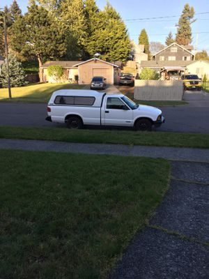 1997 chevy s10 for Sale in Tacoma, WA