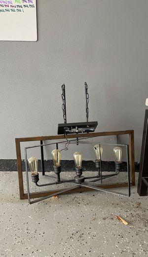 Chandelier light for Sale in Clackamas, OR