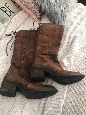 Knee high boots- Born for Sale in Nashville, TN