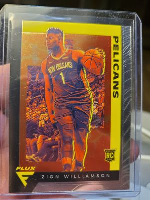 Zion Williamson RC Lot! Chronicles for Sale in Buena Park, CA