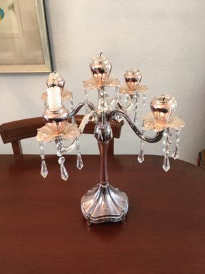Silver Plated Candelabra for Sale in LAUD LAKES, FL