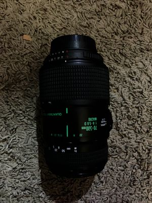 Two Nikon good condition lenses camera photography for Sale in Phoenix, AZ