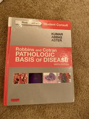 Robbins and Cotran Pathologic Basis of Disease 9th ed for Sale in Fontana, CA