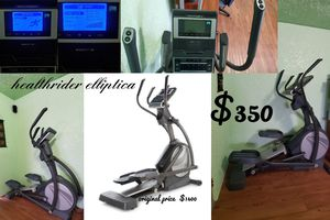 Elliptical healthrider I fit live. for Sale in San Diego, CA
