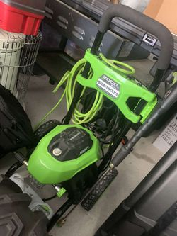 Electric pressure washer 150$ for Sale in Nashville,  TN