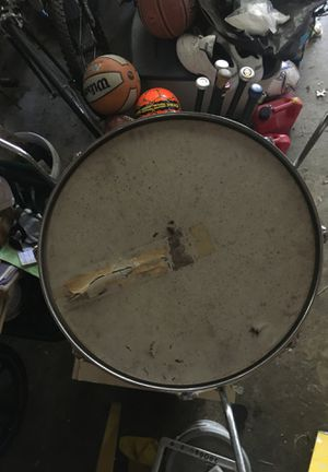Only one drum set do not know what you call it but it's still in good shape for Sale in Stratford, CT