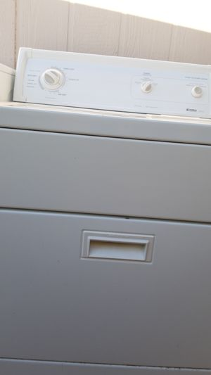 Ge washer. Kenmore electric dryer for Sale in Mesa, AZ