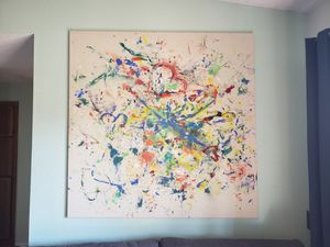 Large abstract art for Sale in San Diego, CA