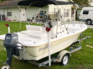 2004 Nautic star bay 18 foot for Sale in West Palm Beach, FL