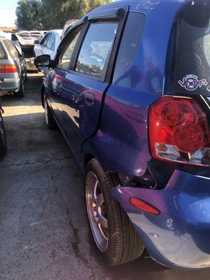 2005 Chevy Aveo parts only cardinal auto wrecking Escondido for Sale in Escondido, CA
