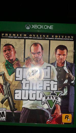 Grand Theft Auto V for Sale in Chicago, IL