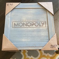 Monopoly Rustic Board Game Brand New for Sale in Cypress,  TX
