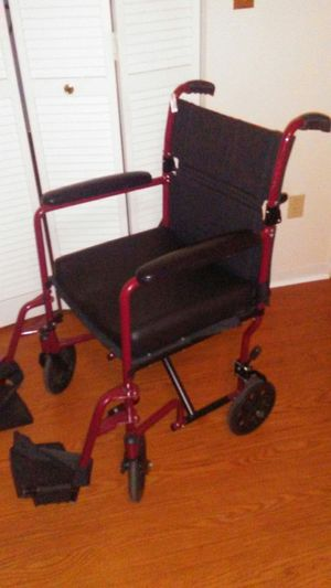 Folding Wheelchair for Sale in Ocala, FL