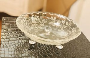 Gorgeous Heisey glass candy bowl🤍 for Sale in Orlando, FL