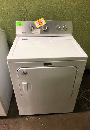 Maytag Electric Dryer 7- cu. Ft (MEDC465HW) T36ZK for Sale in Whittier, CA