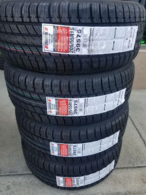 205 55 16 NEW TIRES for Sale in Colton, CA