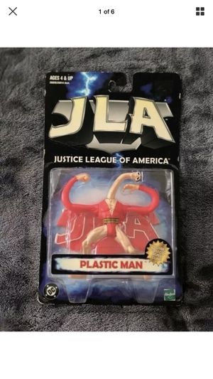 """Plastic Man Justice League of America """"1999"""" for Sale in Chelsea, MA"""
