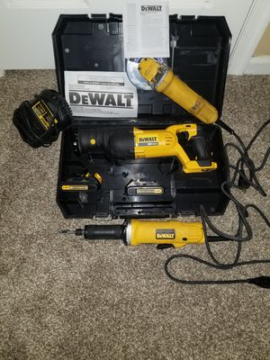 Dewalt tool set for Sale in Washington, DC