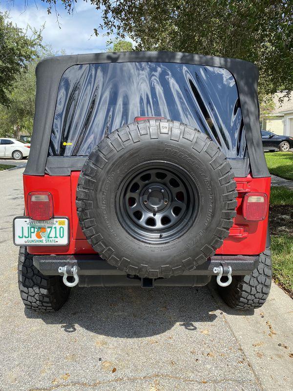 1997 Jeep Tj Sport