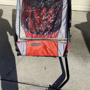 2 Kid Bike Trailer/Carrier for Sale in San Diego, CA