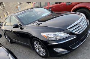 2012 Hyundai Genesis for Sale in Whittier, CA
