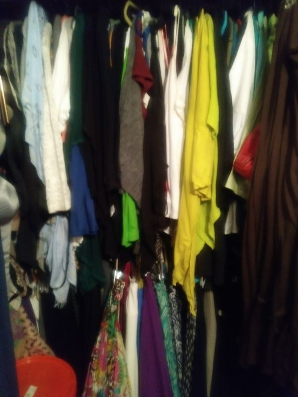 Mega Sale!!! PLUS SIZE WOMEN'S CLOTHES, JEWELRY AND FASHION SCARVES $3 each