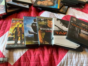 Action DVDs for Sale in Sacramento, CA