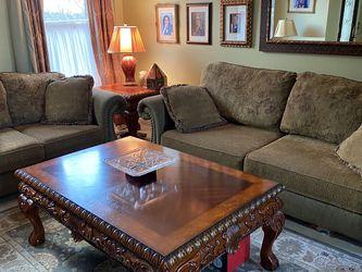 Sofa and Loveseat set for Sale in Manassas,  VA