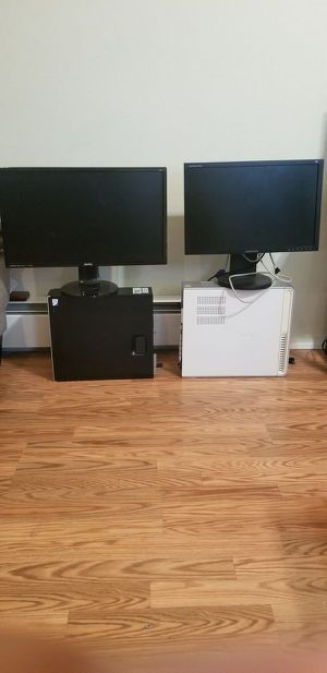 2 PC's NEED GONE for Sale in Kent, WA