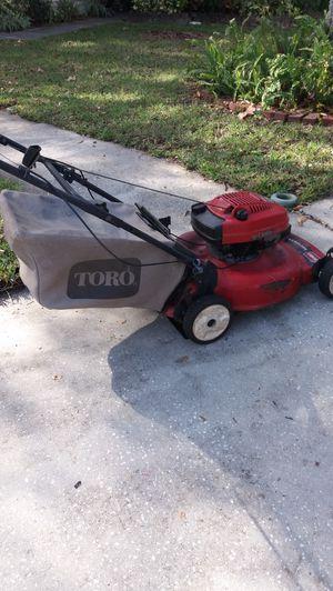 Toro lawn mower for Sale in Lutz, FL