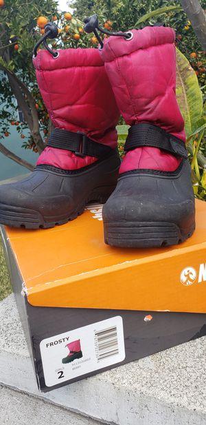 Kid snow boots for Sale in El Monte, CA