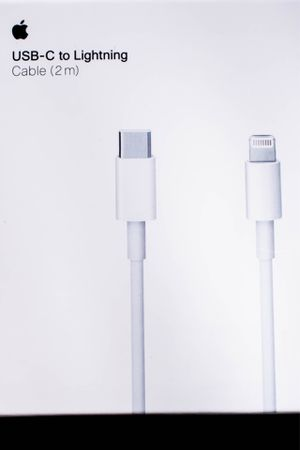 (2M) 6 Foot USB-C to Lightning Cable for Sale in Norfolk, VA