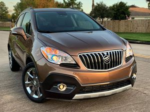 2016 BUICK ENCORE ! PREMIUM ! 7,500 MILES ONLY ! $12,900 CASH DEAL ONLY for Sale in Houston, TX
