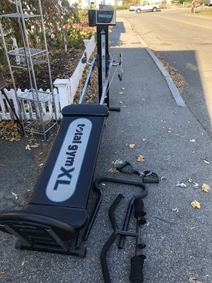Total Gym XL for Sale in Queens, NY