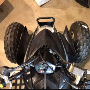 FENDERS ONLY 06-07 TRX250ES TRX 250 for Sale in Fort Lauderdale, FL