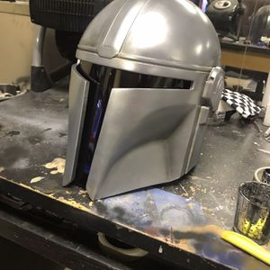 Star Wars Mandalorian Helmet for Sale in Palmdale, CA