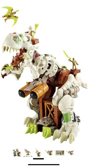 Used Fisherprice Imaginext T -REX toy for Sale in Tampa, FL