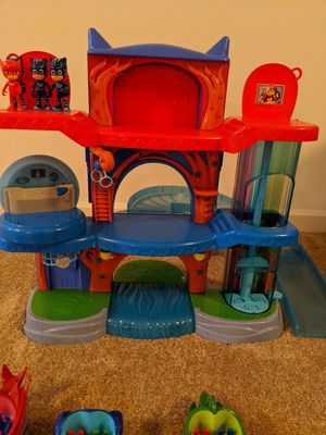 Pj masks headquarters and more for Sale in Summit Point, WV