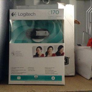 Logitech web cam for Sale in Frostproof, FL