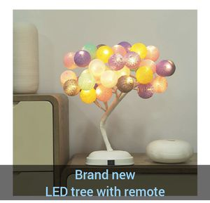 Brand new LED tree lights lamp with remote. Each $8 for Sale in San Lorenzo, CA