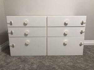 6 - drawer dresser for Sale in Vancouver, WA